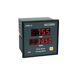 Three Phase Energy & Power Meter