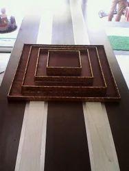 Designer Dry Fruit Trays