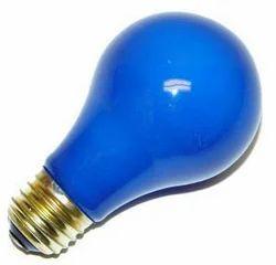 Colored Light Bulb