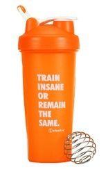 Crossfit Orange Shakers Bottles