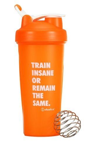 I Shake Plastic Crossfit Orange Shakers Bottles, Capacity: 500ml, Packaging Type: Carton Package