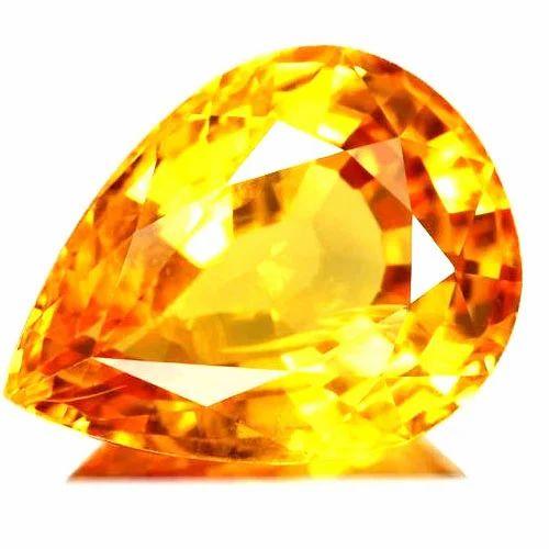 Yellow Sapphires, Precious Stones And Gemstones | Gopal ...  Yellow Sapphire...
