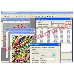 Pharmaceutical Analysis Image Analysis Software