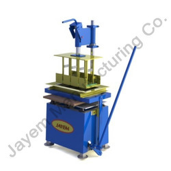 Single Block Vibro Press