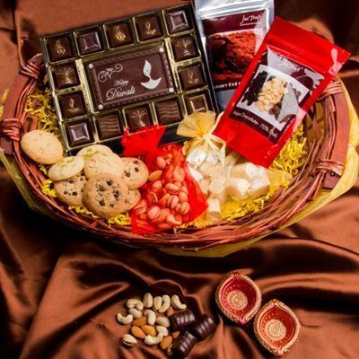 Happy Diwali Chocolate Hamper Insity Ecommerce Shop