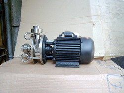 TOSS Stainless steel Centrifugal Fluid Transfer Pumps, Model Name/Number: Rmp-224