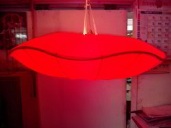 Red Hanging Lamp