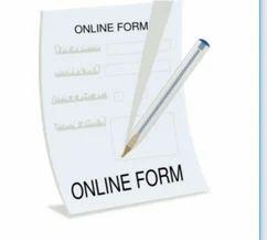 Online Form Filling.