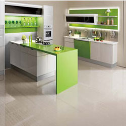 designer modular kitchen - view specifications & details of