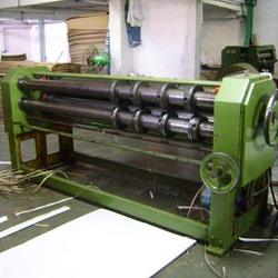 Four Bar Rotary Creasing and Cutting Machine