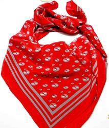 Red Fancy Scarf