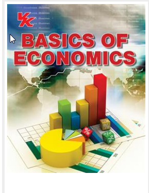 Basics Of Economics Book, Kids Fiction & Entertainment Books | V  K