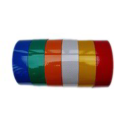 PVC Reflective Tape, Packaging Type: Roll