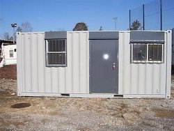 Used Temporary Storage Container