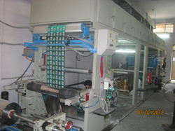 Standard Model of Coating & Lamination Machines