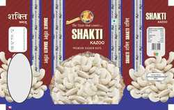 Shakti Dry Fruits Packaging Laminated Pouch