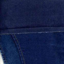 2/40(TFO) Cotton Stretch Satin Denim Fabric