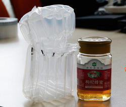 Glass Bottle Air Column Bag