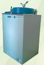 Vertical Steam Autoclaves