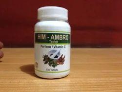 HLM Ambro Tablet, 30 Capsules, Prescription