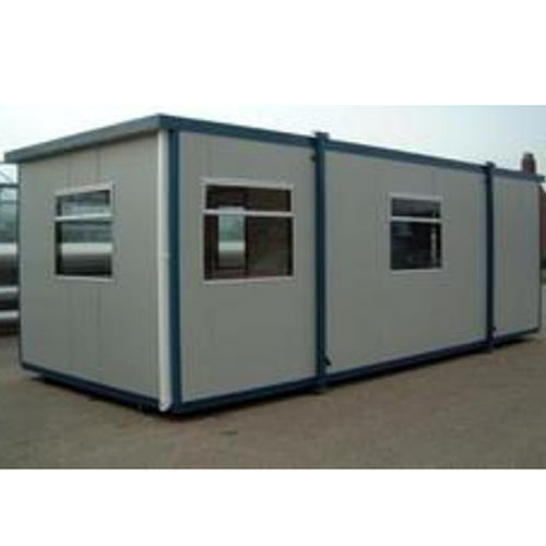 Glass Modular Porta Cabin Use Kiosk Rs 400 Square Feet Trident Infratech Id 4644309662