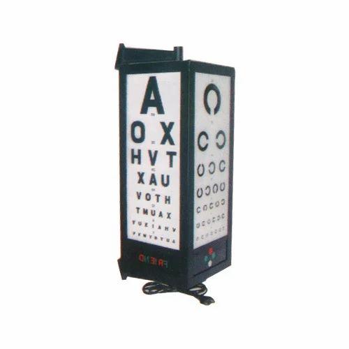 Eye Testing Drum Electric Distance Vision Amar Enterprises