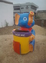 Small Elephant Dustbin