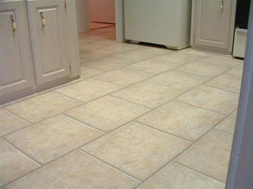 Ceramic Tile Look Laminate Flooring