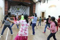Aerobics Dance