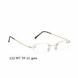 6c5a3e5496c Optical Rim Less Gold Spectacles Frame - Balaji Exim