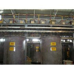 Copper Solvent Extraction Plant