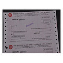 Toll Receipt Book Printing Service