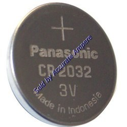 Panasonic Cr2032 3v Coin Battery