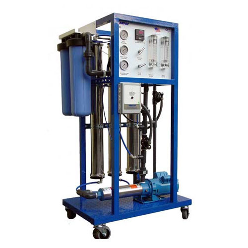 Automatic Watershed Commercial Reverse Osmosis System, 250 to 25000 LPH