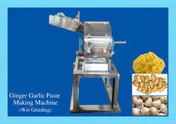Ginger-Garlic Grinding Machine