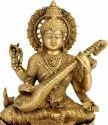 Panch Dhatu Saraswti Murti