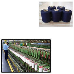 Indigo Blue Yarn for Textile Industry