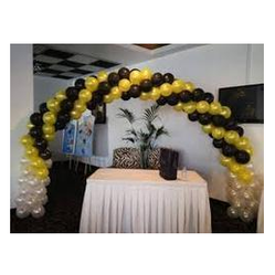 Balloon Decoration Services in Pune by J K Events ID 6368016791