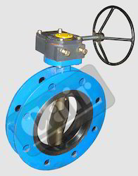 U Type Butterfly Valves