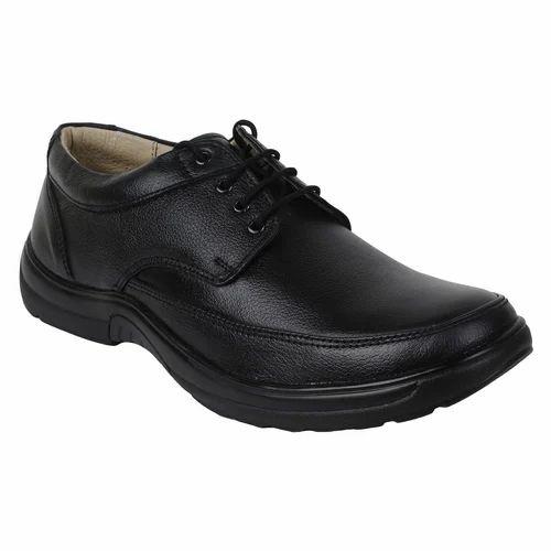 SeeandWear Black Mens Formal Shoes
