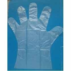 Plastic Examination Gloves