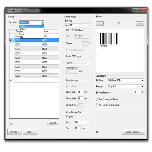 Barcode Software at Best Price in India