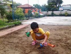 Sand Play Area Preschool