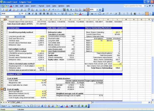 Courses - Financial Statements Analysis and Accounting Service ...