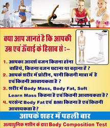 Body Composition Camp for Adult