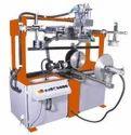 Semi Deluxe Auto Round Screen Printing Machines