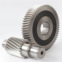 Grinded Gear and Pinion