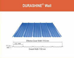 Tata Durashine Wall Sheets