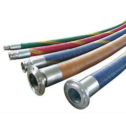 Red Composite Hose, Size: 1 inch