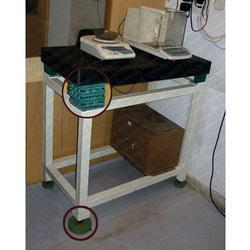 High Precision Laboratory Balance Vibration Control Table